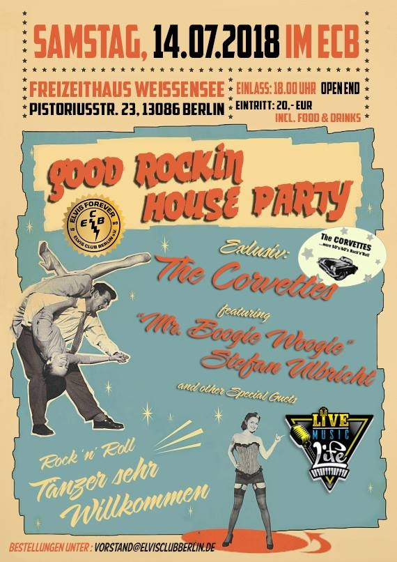 Good Rockin´ House Party