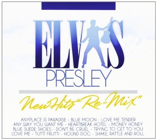 Elvis Blue Suede Shoes Remix