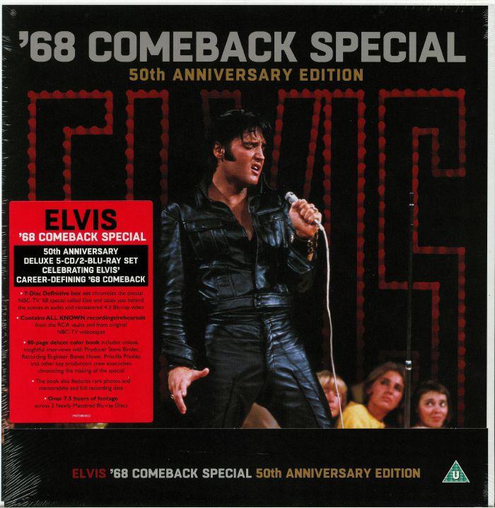 Ein Definitives Box Set Des NBC TV Specials Ist Derzeit In Der Ankndigung Und Trgt Den Titel 68 Comeback Special