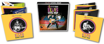 Elvis - Live 1969 (11 CD-Box)