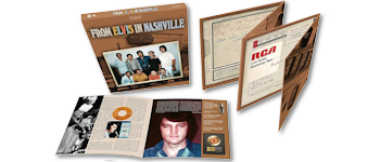 Elvis Presley - From Elvis In Nashville (4 CDs)