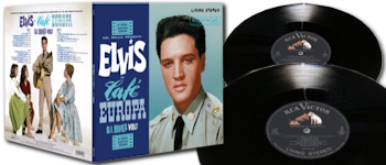 Elvis - Cafe Europa Session: G. I. Blues - Volume 2