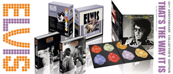 Elvis: That's The Way It Is - 50th Anniversary Collectors Edition (FTD)