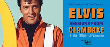 Elvis Sessions From Clambake