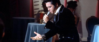 Singer Presents Elvis