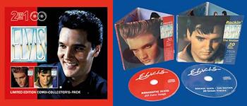 2 In 1: Elvis