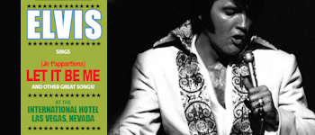 Elvis Sings Let It Be Me And Other Great Songs!