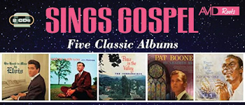 Sings Gospel: Five Classic Albums