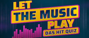 Quizsendung: Let The Music Play