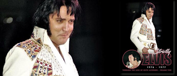 Strictly Elvis: 1976 - 1977 (Through The Lens Of Keith Alverson - Volume Two)