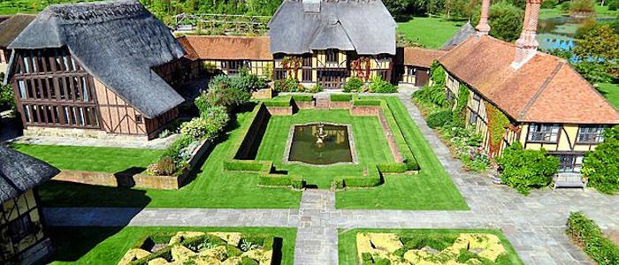 Lisa Marie Presley verkauft Haus in East Sussex