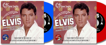 45rpm - Promo Sampler: Elvis