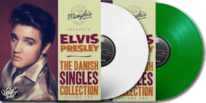 Elvis Presley - The Danish Singles Collection: Volume 2