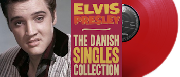 Elvis Presley - The Danish Singles Collection: Volume 1