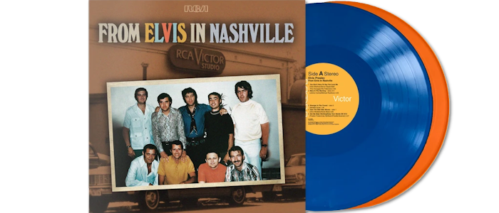 Elvis Presley - From Elvis In Nashville (DLP - farbig)