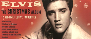 Elvis - The Christmas Album: 12 All-Time Festive Favourites