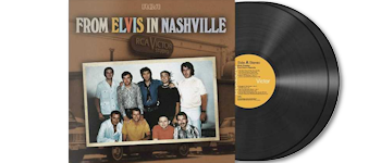 Elvis Presley - From Elvis In Nashville (DLP)