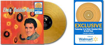 Elvis Golden Records (Walmart Exclusive)