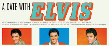 A Date With Elvis (Wax Time In Color)
