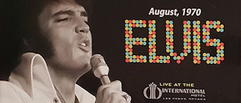 Elvis August 1970: A Powerhouse Performance (LP/CD)