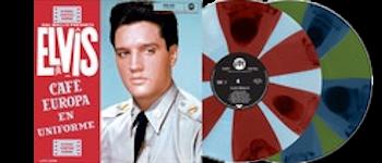 Elvis Presley - Cafe Europa En Uniforme (RSD 2021)