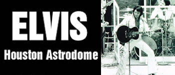 Elvis - Houston Astrodome Sunday March 03, 1974