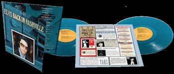 Elvis - Back In Nashville (2 LPs - Graceland Edition)