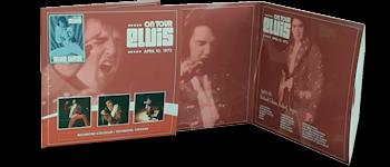 On Tour Elvis ... April 10, 1972