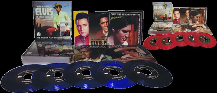 Elvis - Work In Progress - The Singles Collection